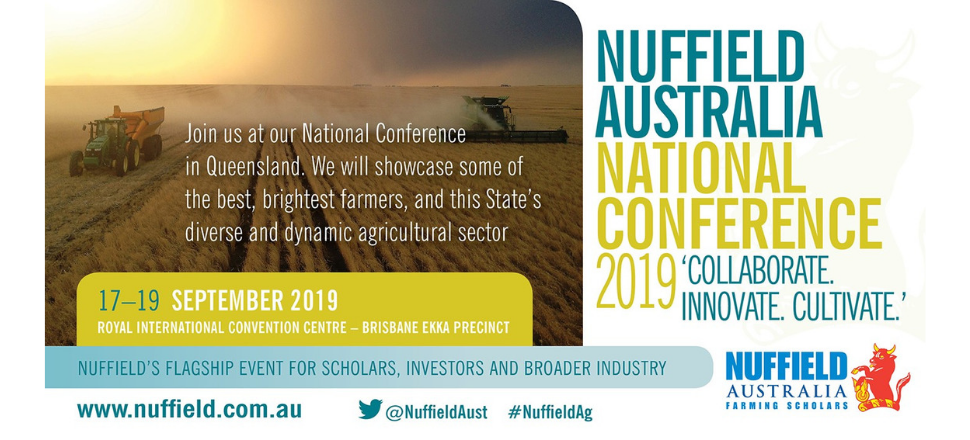 Nuffield Conference: the epicentre of agricultural innovation