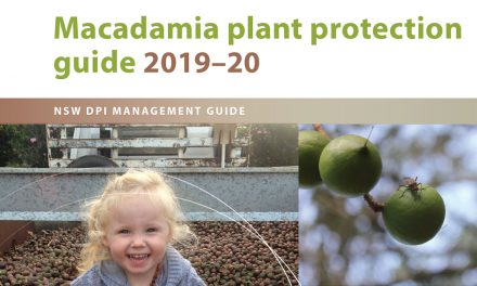 New guide to protect macadamia production