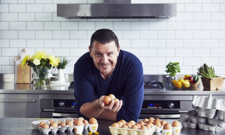 Australian eggs launches a pop-up dedicated to all things eggs